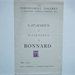 Catalogue of Paintings by Bonnard