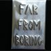 Tony Gwilliam: Far From Boring